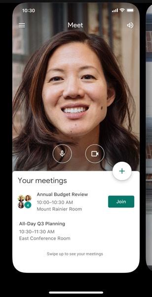 Google Meetがなかなか良さそう
