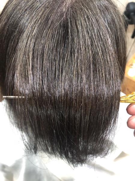 【大阪】エイジングケアにもおススメの艶の出るLuluトリートメントは白髪染めの時は必須!