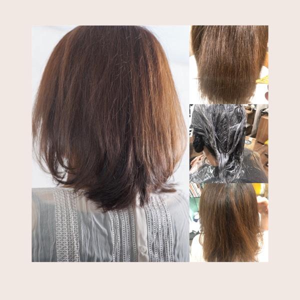 【大阪】ダメージを受けに髪の毛にするには継続してLuluトリートメントをするのがおススメ