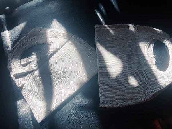 暑い日のマスクは小顔効果もあるテラマスク4Dがおススメ