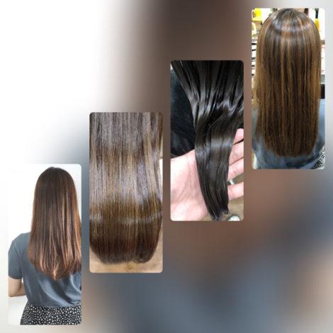 【大阪】tintbar ノーブルグレイとジュエリーシステムLulu トリートメントで作る艶髪スタイルを長持ちさせる方法