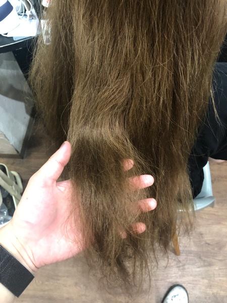 1日に髪の毛が抜ける量はどのくらい?