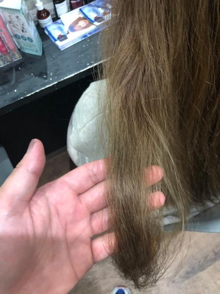 【大阪】引っかかるの気になる髪の毛にはジュエリーシステムトリートメントがおススメ