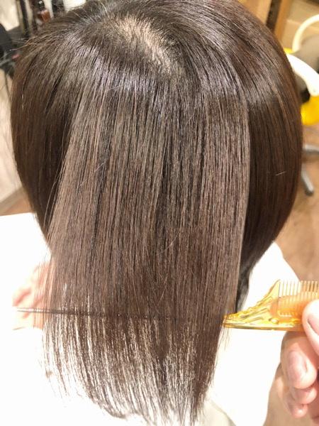 【大阪】パサつきの気になる髪の毛にベホマで髪の毛の体力を回復させてみた