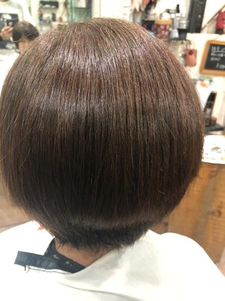 【大阪】LULUトリートメントを継続すると縮毛矯正した髪の毛はどうなる?