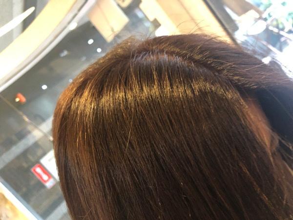 【大阪】白髪染めにはジュエリーシステムトリートメントがオススメ