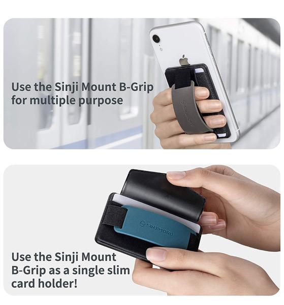 ワイヤレス充電対応のスマホリングが使いやすい!