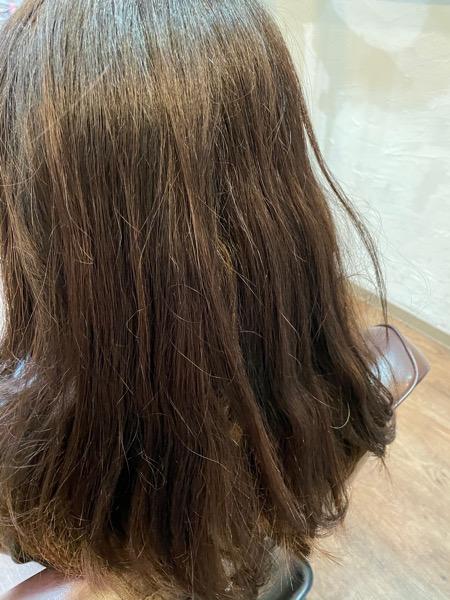 【大阪】ダメージ毛の縮毛矯正にはLULUトリートメントがオススメ