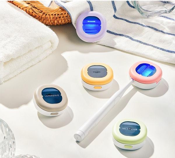 歯ブラシの除菌ができる除菌キャップが気になる