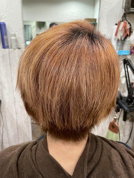 【大阪 今里】ハイトーンの髪の毛にはベホマで髪の毛のケアをするのがオススメ