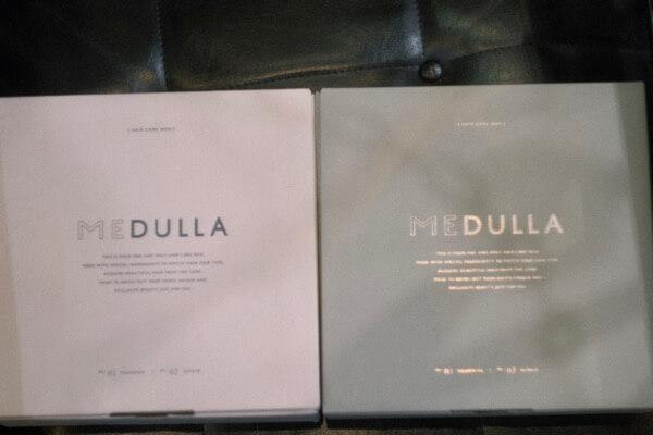 MEDULLA (メデュラ)の期間限定クリスマスボックスと通常のボックスとの違いを比較してみた!