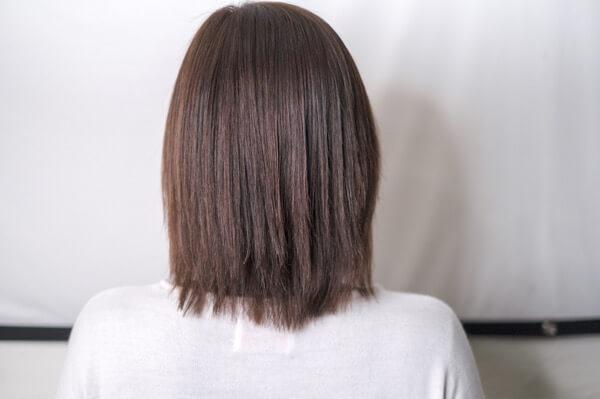 【大阪 今里】細毛の癖毛にはジュエリーシステムトリートメントとジュエリーシステム縮毛矯正がオススメ