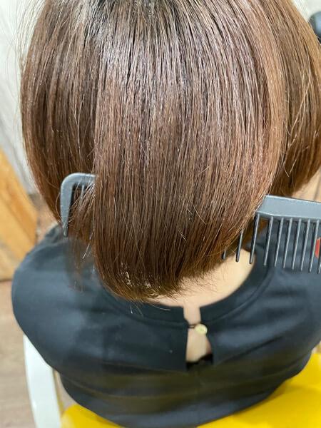【大阪 今里】髪の毛に艶が欲しい人にはジュエリーシステムトリートメントがオススメ