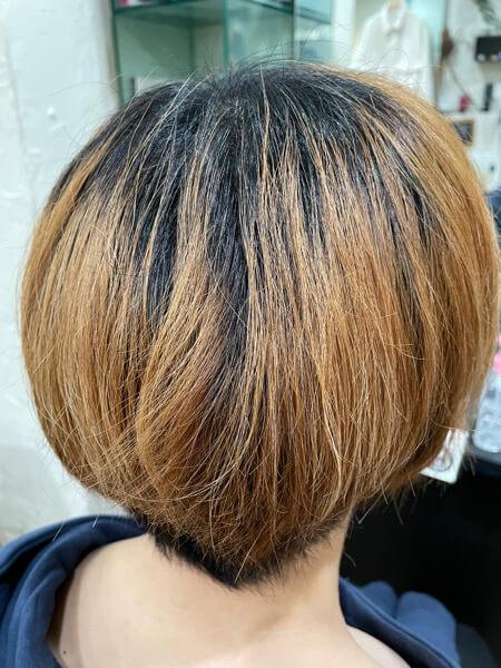 【大阪】暗染めする時は髪の毛をケアをするのがオススメ