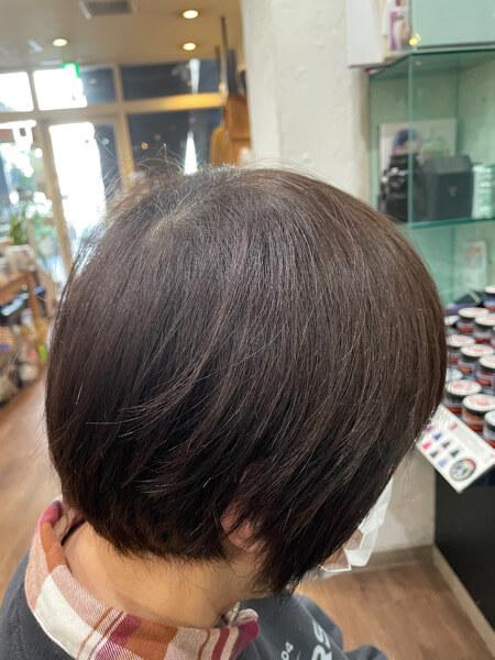 【大阪】大人世代には艶のでるLULUトリートメントと白髪ボカシハイライトがオススメ