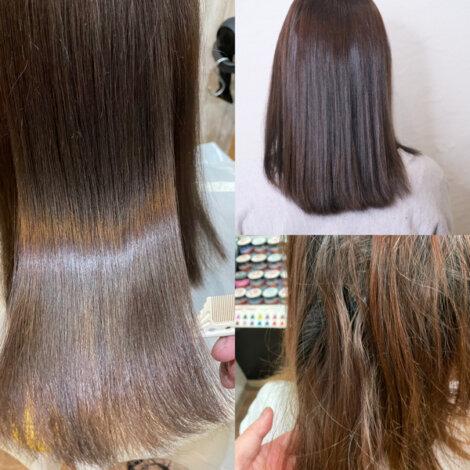 【大阪】縮毛矯正をした後の髪の毛をサラサラにしたいならベホマトリートメントがオススメ