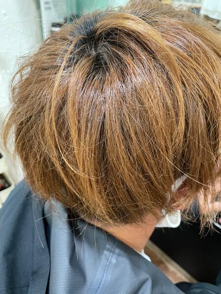 【大阪】ブリーチ毛にツイストスパイラルパーマをするにはジュエリーシステムトリートメントがオススメ