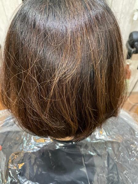 季節の変わり目、雨の日の髪の毛の収まりが悪い時にオススメのホームケアは?