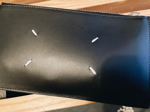 【マルジェラ】フラグメントケースを財布として使ってみての感想レビュー
