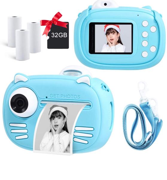 子供用のインスタントカメラが凄い