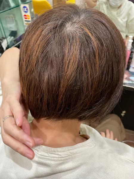 夏の紫外線でのカラーの褪色予防にtintbar のカラートリートメントがオススメ