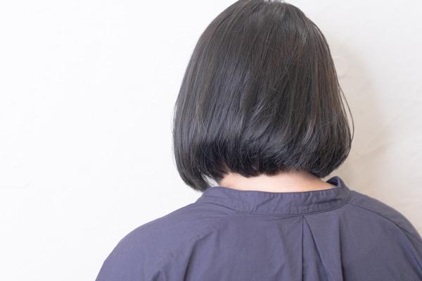【大阪】白髪ボカシハイライトビータークリームとLULU トリートメントで作る艶髪が白髪染めにオススメ