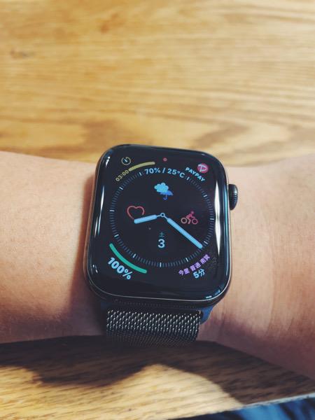 Apple Watchから気づいた老い