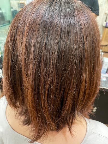 【大阪 今里】夏の髪の毛のダメージケアにはLULU トリートメントとジュエリーシステムティアラジェルがオススメ