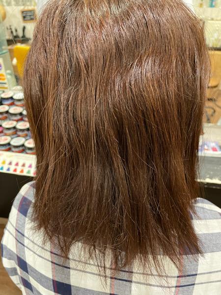 【大阪 今里】白髪ボカシハイライトを入れて艶髪になるビータークリームをする行程をInsta360 go 2で撮ってみた