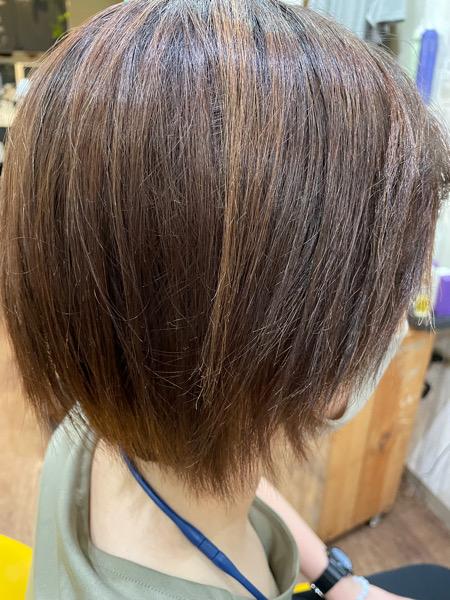 【大阪 今里】紫外線の髪の毛のダメージはベホマトリートメントがオススメ