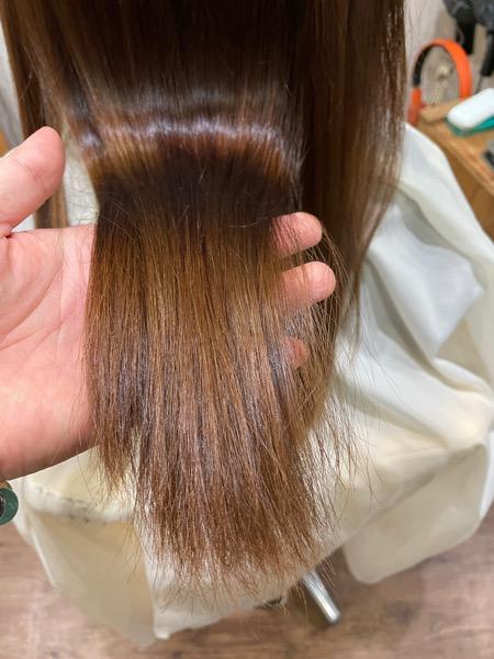 【大阪 今里】髪の毛のダメージで広がりやすい髪の毛のケアはベホマトトリートメントとビータークリームでホームケアがオススメ