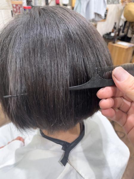 【大阪 今里】ダメージによる広がる髪の毛にはベホマトリートメントとアッシュカラーがオススメ
