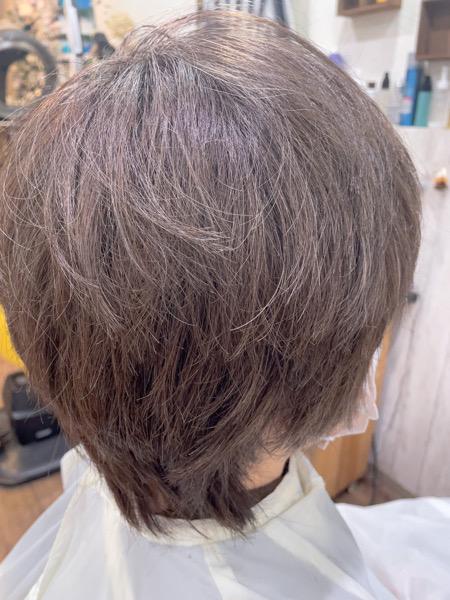 【大阪 今里】暗くない白髪染めをするならスロウマージがオススメ