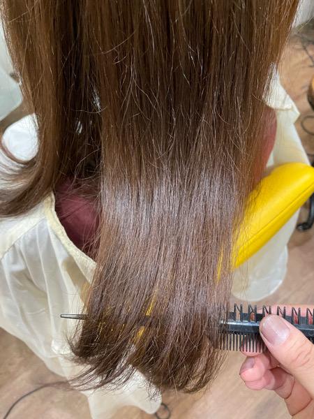 【大阪 今里】黒髪から染めるのは美容室でビータークリームを使いカラーするのがオススメ