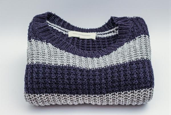 縮んだセーターを美容室にあるアレでなおす方法