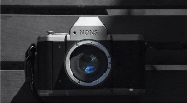 一眼レフ機能を搭載した次世代型インスタントカメラ「NONS SL42 MK2」が気になる